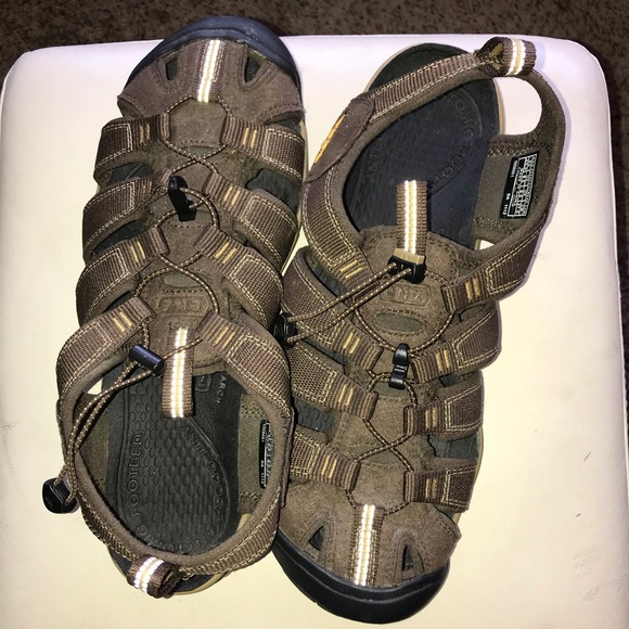 bc553542f323 Keen Other - Men s Keen Clearwater Sandal brown 9.5